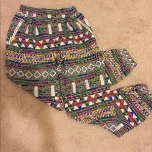 Naked Wardrobe Print Pants